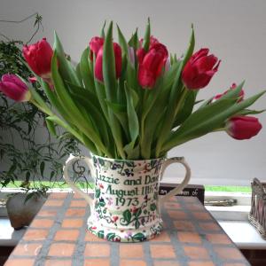 Emma Bridgewater loving cup