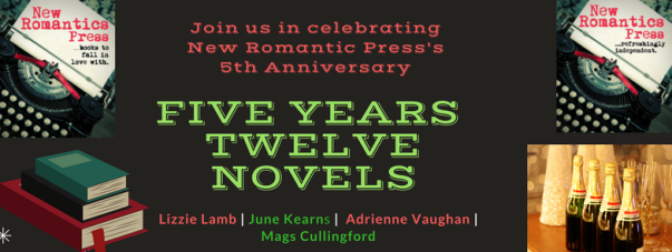 New Romantics Press - Five Years