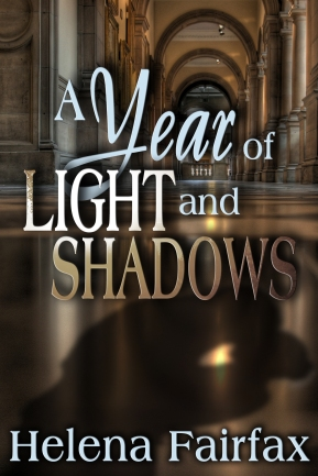 A year of light and shadows cover