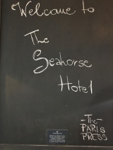 come to the Sea Horse Hotel