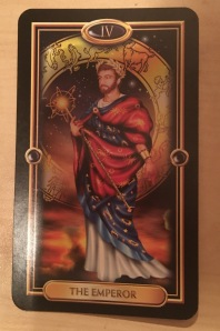 why a Tarot card? Read on
